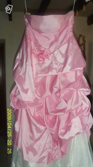 Robe Rose Bonbon